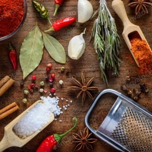 Spices, Stock Powder & Cubes